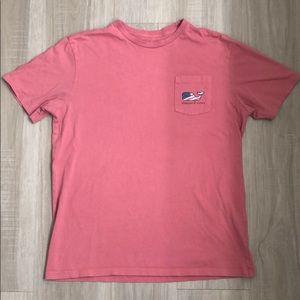Vineyard Vines XL whale Tee Shirt